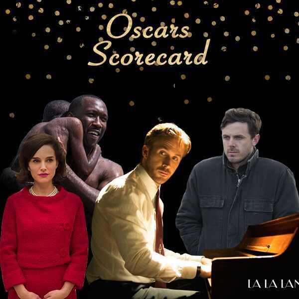 Oscars Scorecard