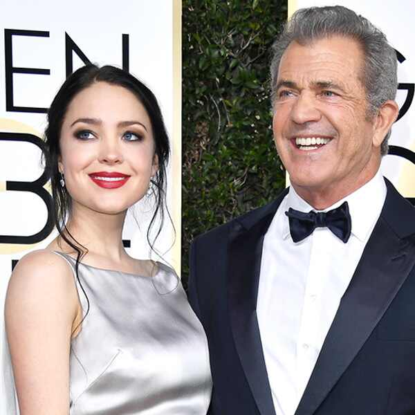 Mel Gibson, Ashley Cusato
