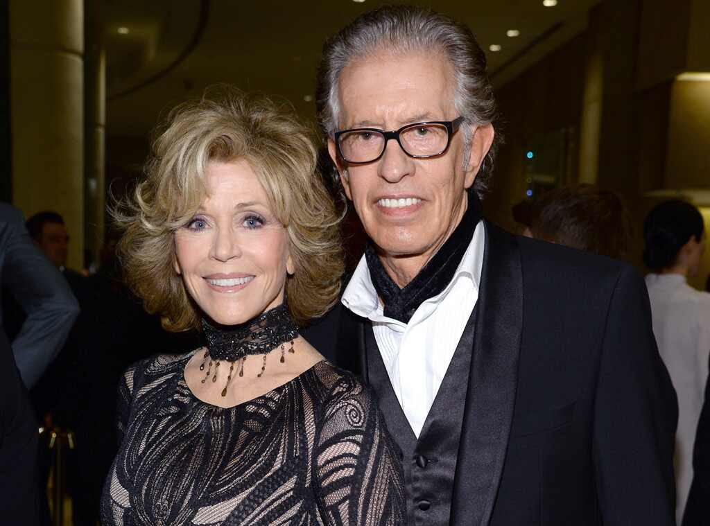 Jane Fonda and her partner Richard Perry 'part ways after 8 years'
