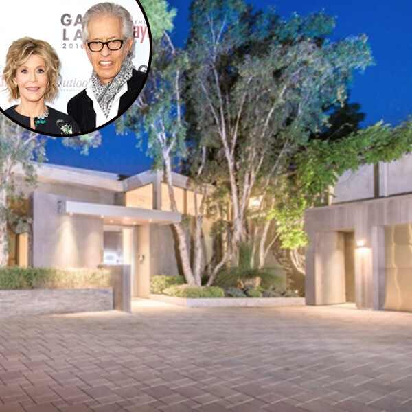 Jane Fonda, Richard Perry, Real Estate