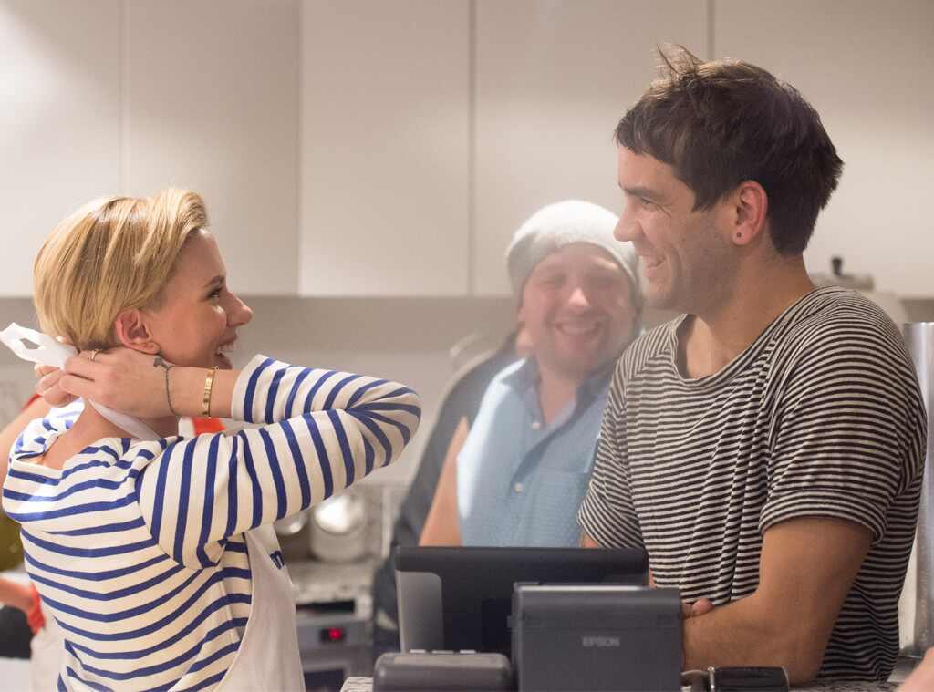 Scarlett Johansson And Romain Dauriac Break Up After Two