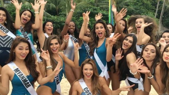 Según los expertos dentro de estas 10 está la nueva Miss Universo (+ Fotos)