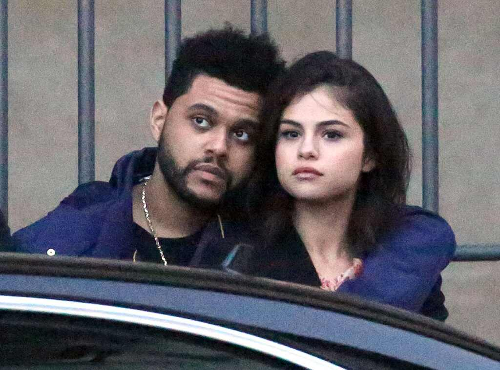 Selena Gomez The Weeknd Florence Italy