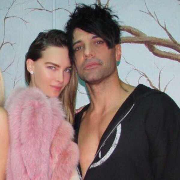 Belinda, Criss Angel