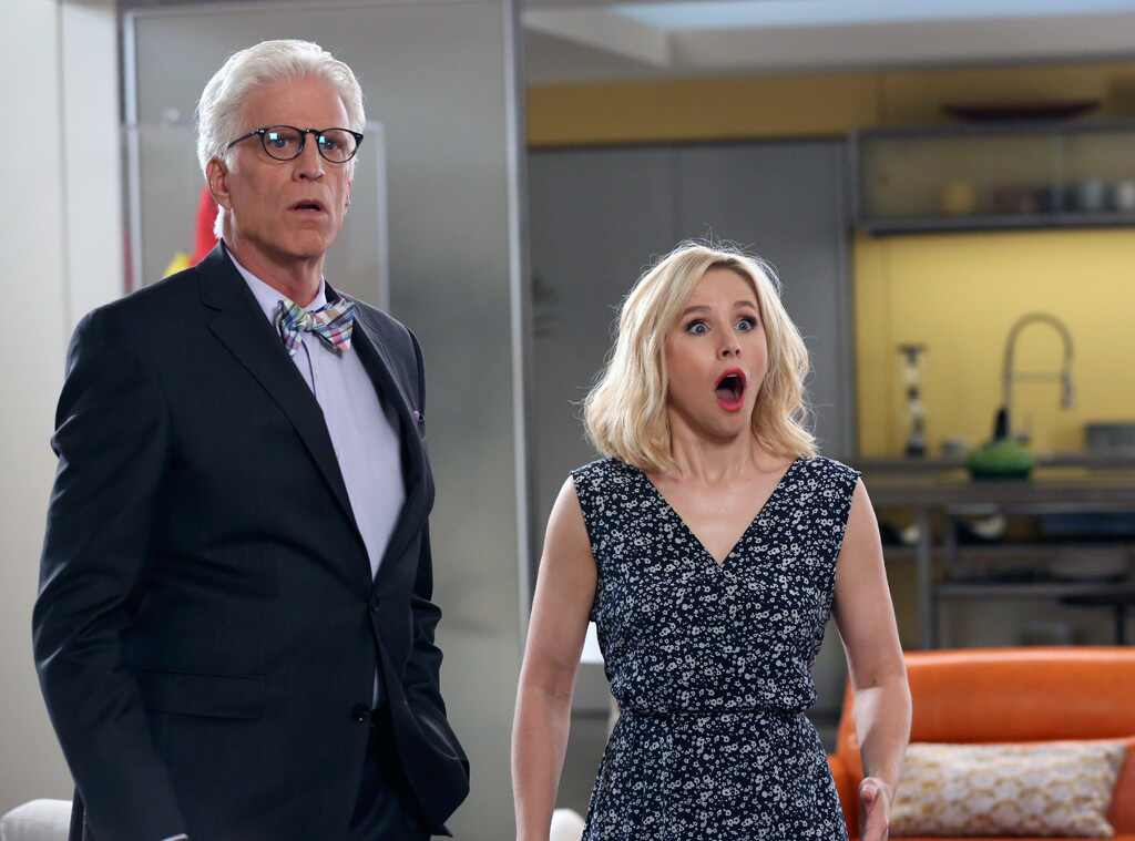 Fork Yeah! 'The Good Place' Renewed for Season 2 on NBC