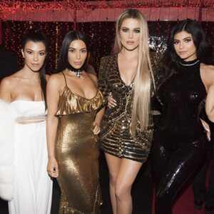 Kourtney Kardashin, Khloe Kardashian, Kim Kardashian, Kylie Jenner