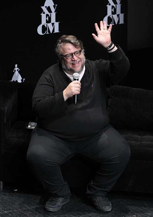Guillermo del Toro, FICM 2017