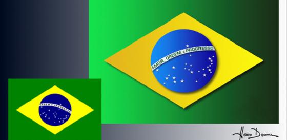 Bandeira do Brasil, Hans Donner