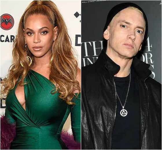 Beyoncé, Eminem