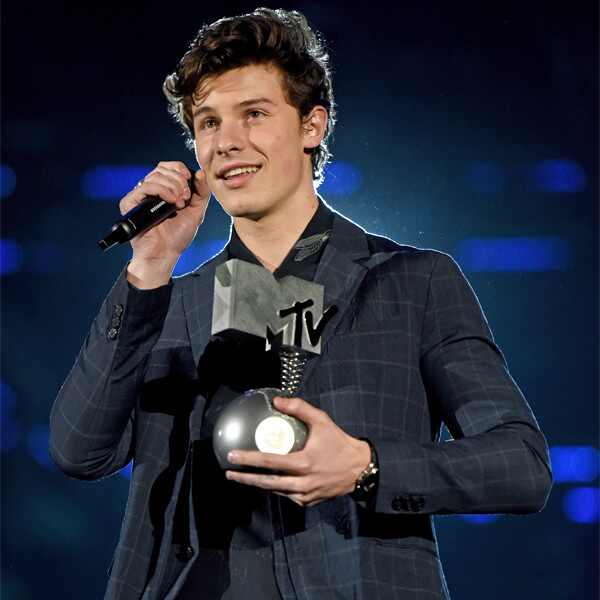Shawn Mendes, MTV EMAs 2017