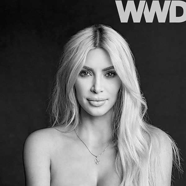 Kim Kardashian, WWD