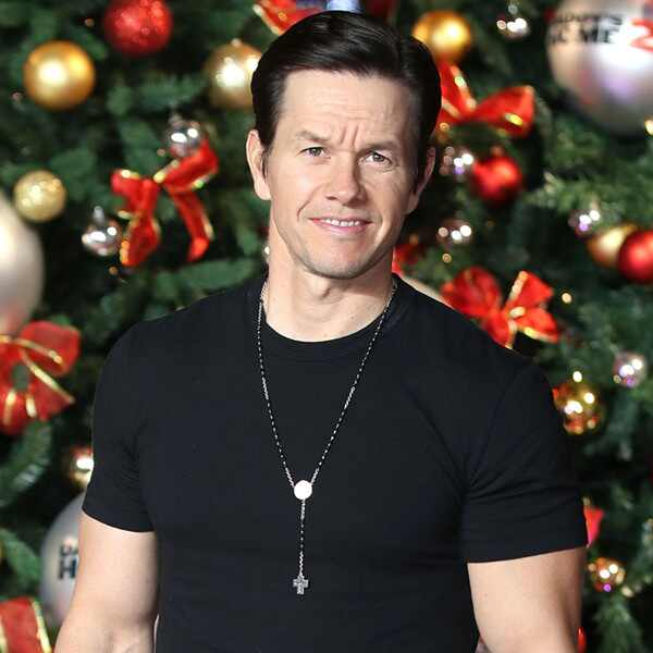 Mark Wahlberg, 2017 Stars Celebrate the Holidays