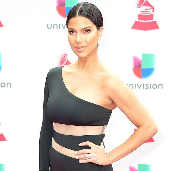 Roselyn Sanchez, 2017 Latin Grammy Awards