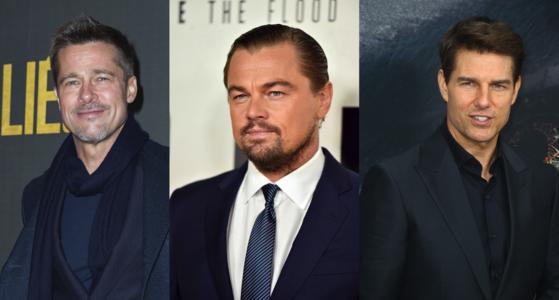 ¡Leonardo DiCaprio, Brad Pitt y Tom Cruise podrían protagonizar la mejor película de todos los tiempos!