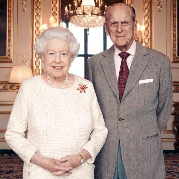 Queen Elizabeth, Prince Philip, 70th Wedding Anniversary
