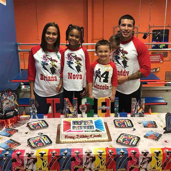 Briana DeJesus, Javi Marroquin, Kids