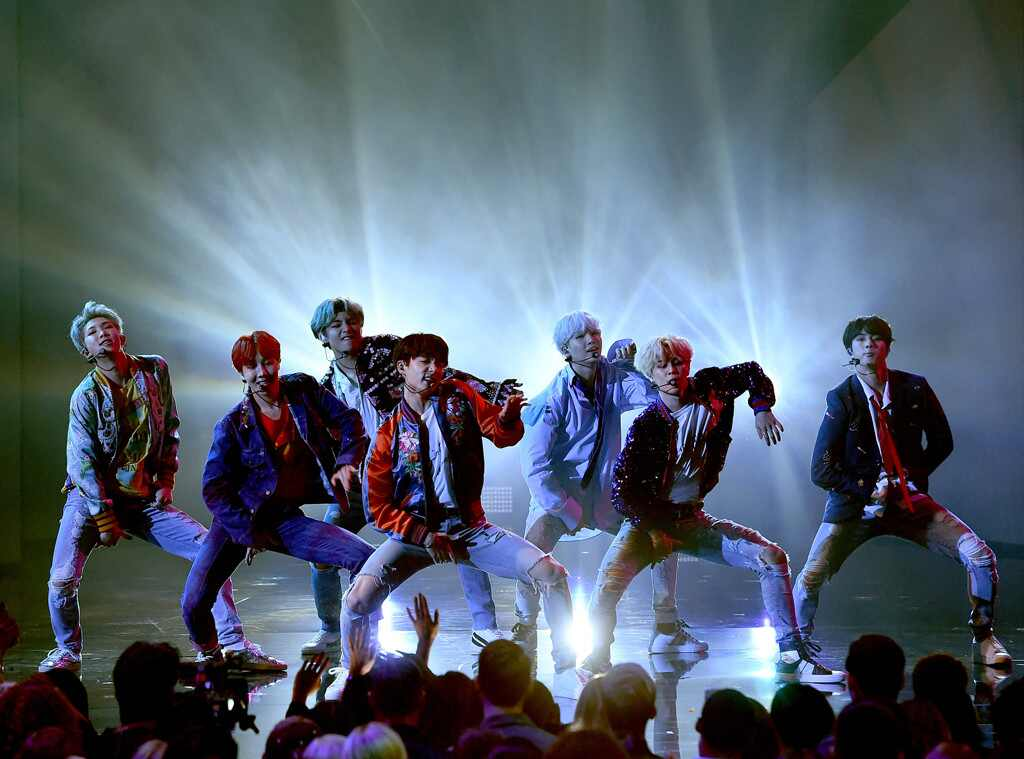 BTS, SHow, American Music Awards 2017, AMAs