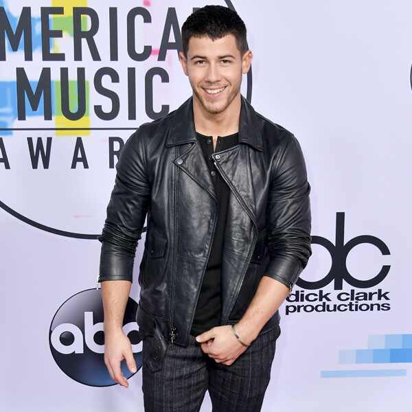 Nick Jonas, American Music Awards 2017, AMAs