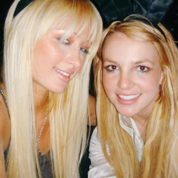 Paris Hilton, Britney Spears