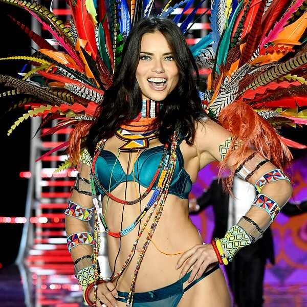 Adriana Lima también podría irse de Victoria´s Secret