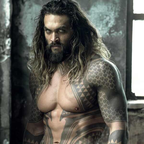 Justice League, Jason Momoa