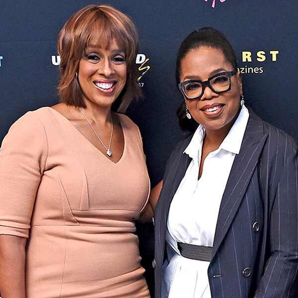 Gayle King, Oprah