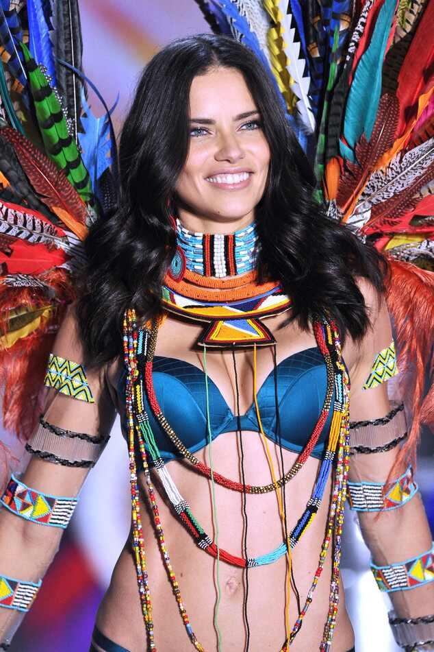 Adriana Lima reveló sus secretos para ser un legendario ángel de Victoria's Secret