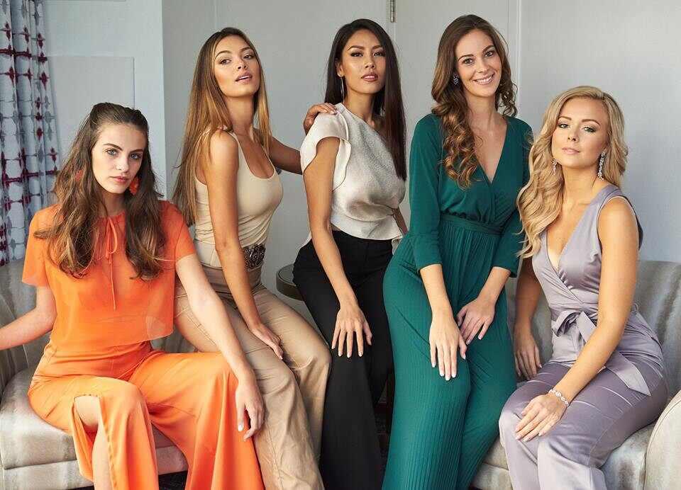 Miss Universo 2017: Prissila Howard deslumbró en la pasarela del traje típico