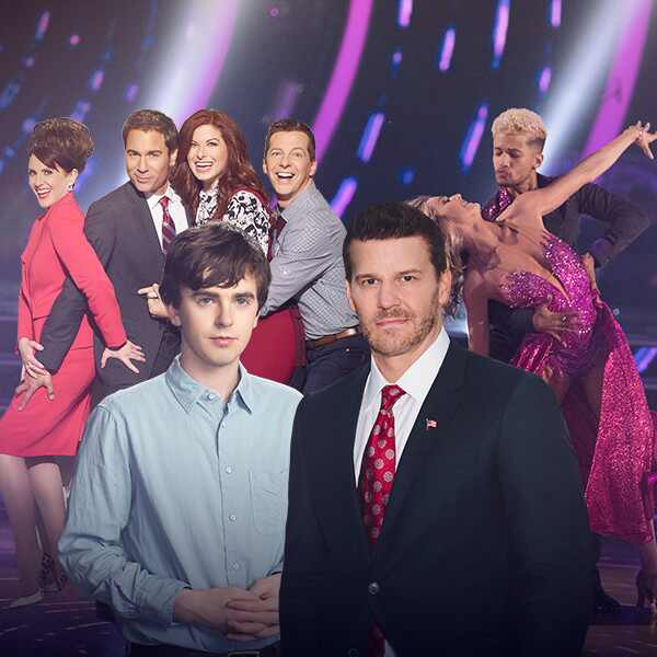 Feel Good TV, The Good Doctor, Will & Grace, Seal Team, Dancing With the Stars