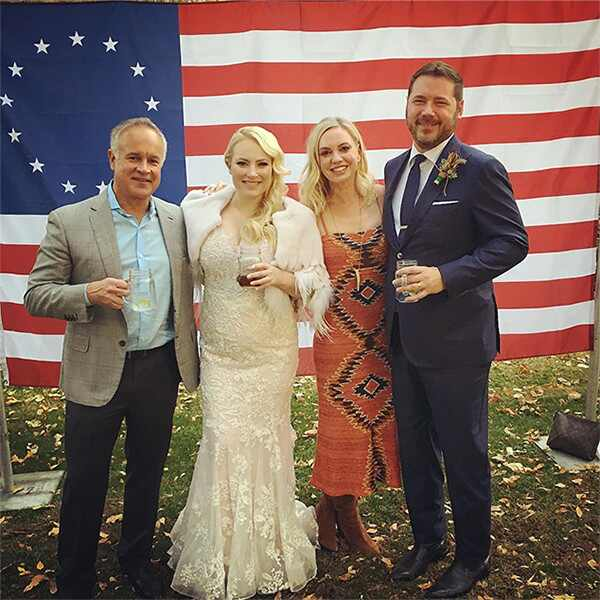 Meghan McCain, Wedding Dress