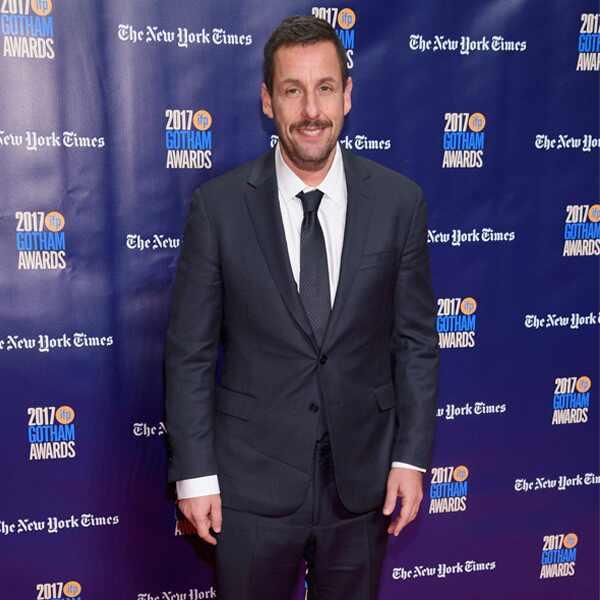 Adam Sandler, Gotham Awards 2017