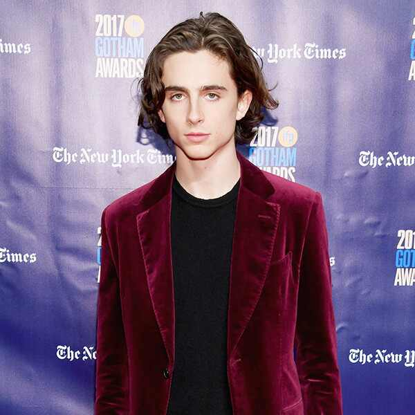 Timothée Chalamet, Gotham Awards