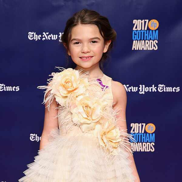 Brooklynn Prince, Gotham Awards