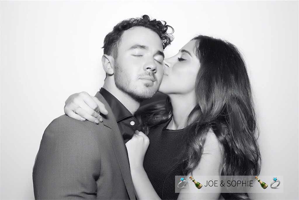 Sophie Turner, Joe Jonas, Kevin Jonas, Danielle Jonas, Engagement Party