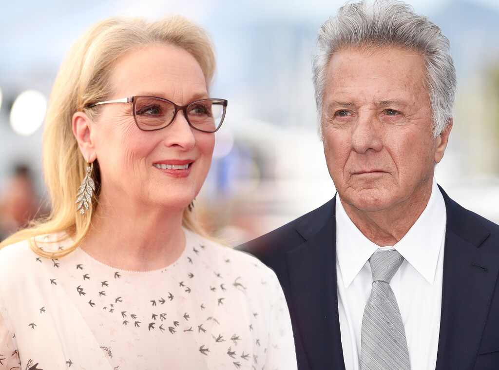 Meryl Streep accepts Dustin Hoffman's APOLOGY