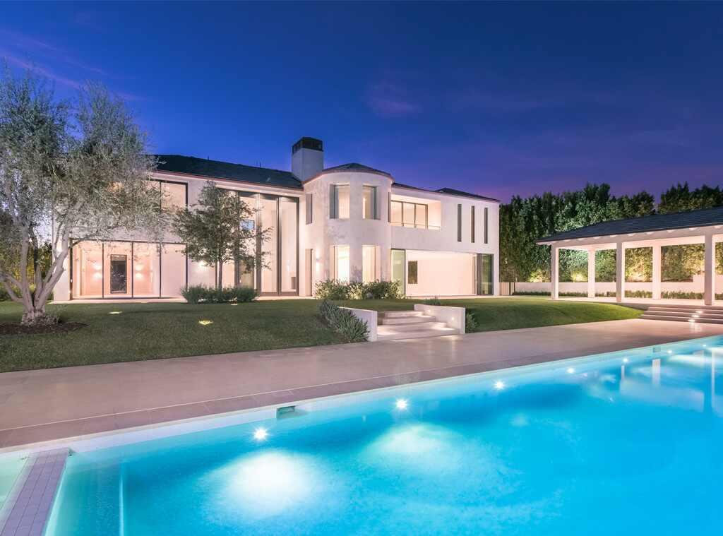 Kim Kardashian vendió su mansión en Bel Air