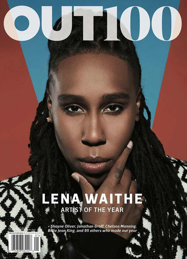 OUT Magazine, Lena Waithe
