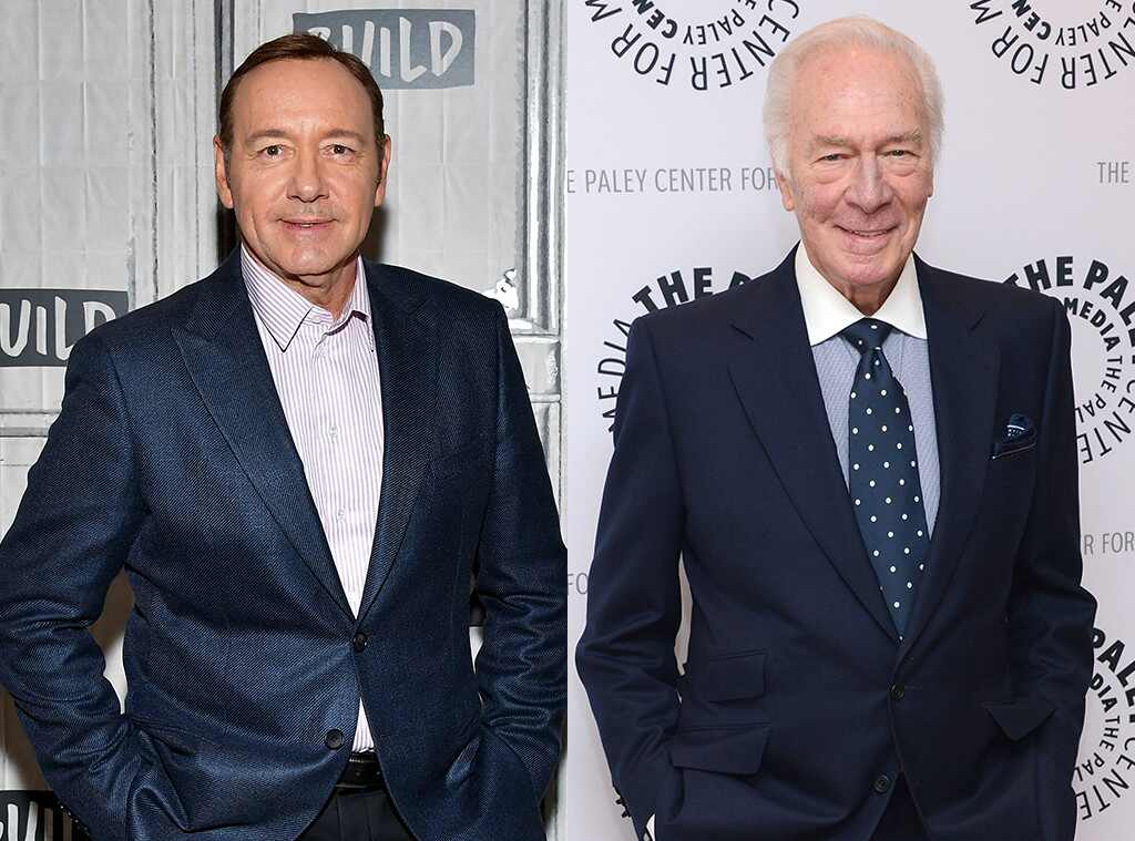 Christopher Plummer to replace Kevin Spacey in completed J. Paul Getty biopic