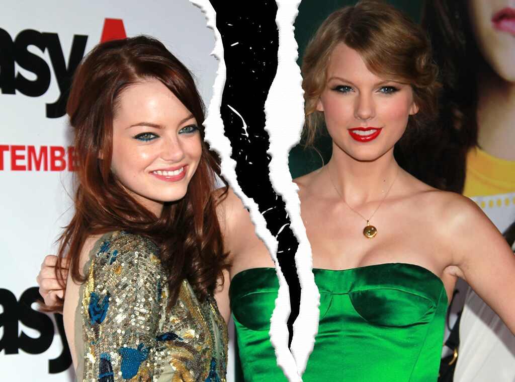 Emma Stone, Taylor Swift Breakup