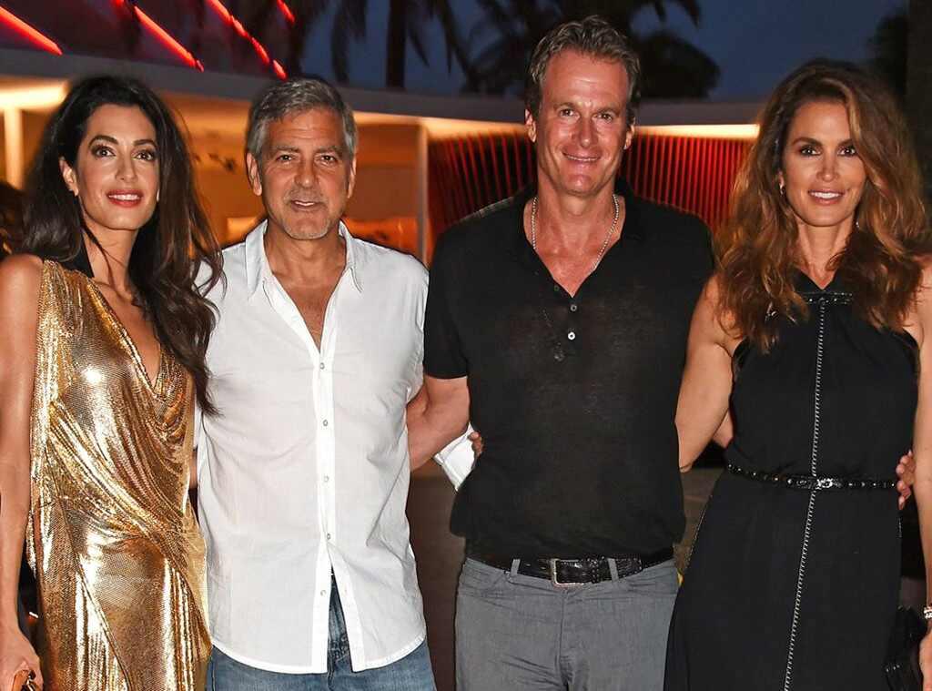 George Clooney agradeció a sus amigos con 14 sorpresas millonarias