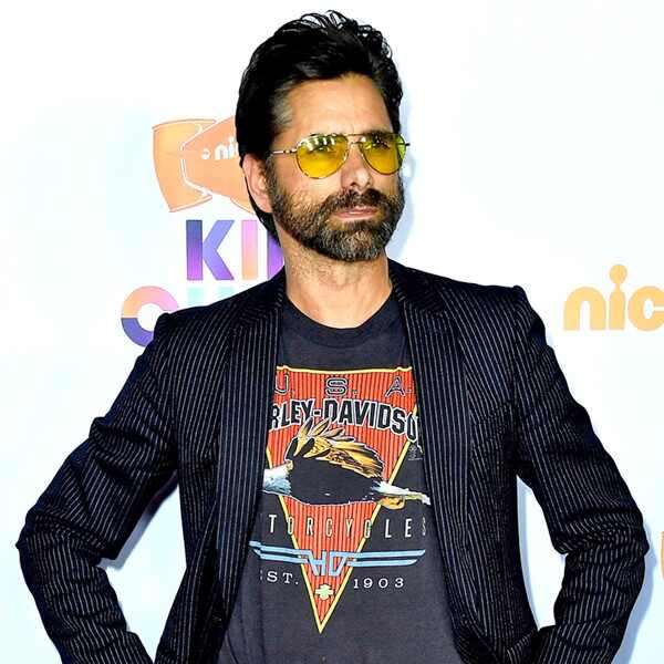 John Stamos, 2017 Kids Choice Awards, Arrivals