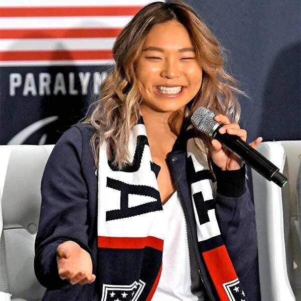 Snowboarder Chloe Kim, PyeongChang 2018 Olympic Winter Games
