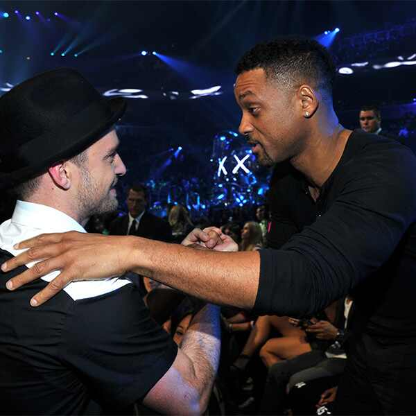 Justin Timberlake, Will Smith