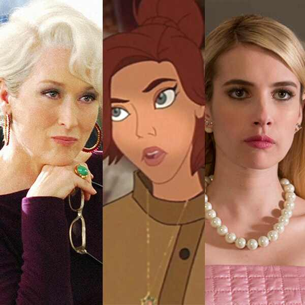 Meryl Streep, Emma Roberts, Anastasia, Chanel, Miranda