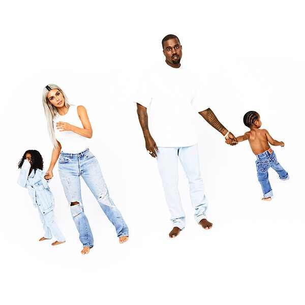 Descubra o significado especial do nome do terceiro bebê de Kim Kardashian e Kanye West