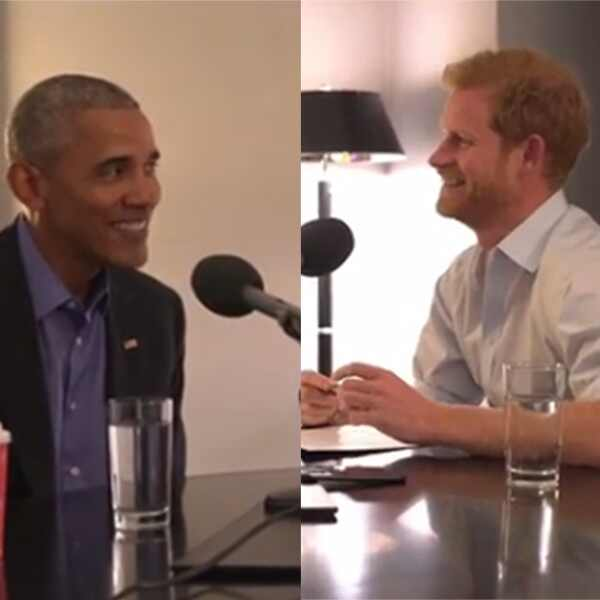 Barack Obama, Prince Harry, BBC Radio 4 Interview