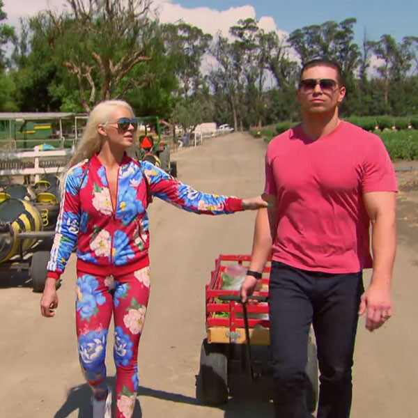 The Miz, Maryse, Total Divas 707