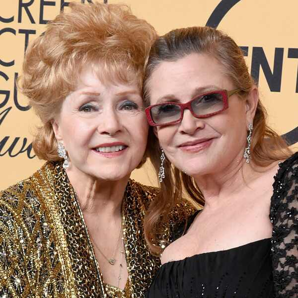 Carrie Fisher, Debbie Reynolds