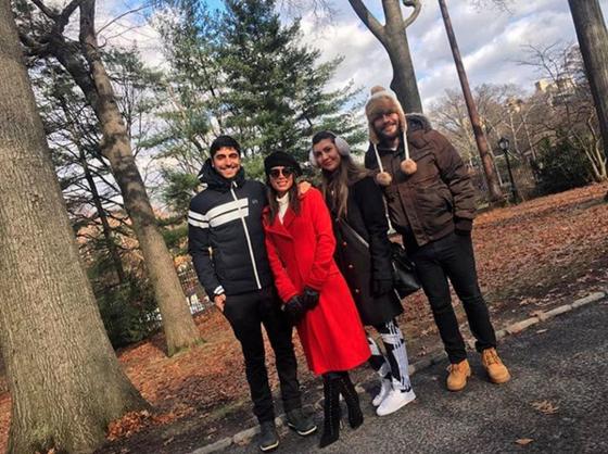Anitta posta primeira foto com marido, Thiago Magalhães, no Instagram