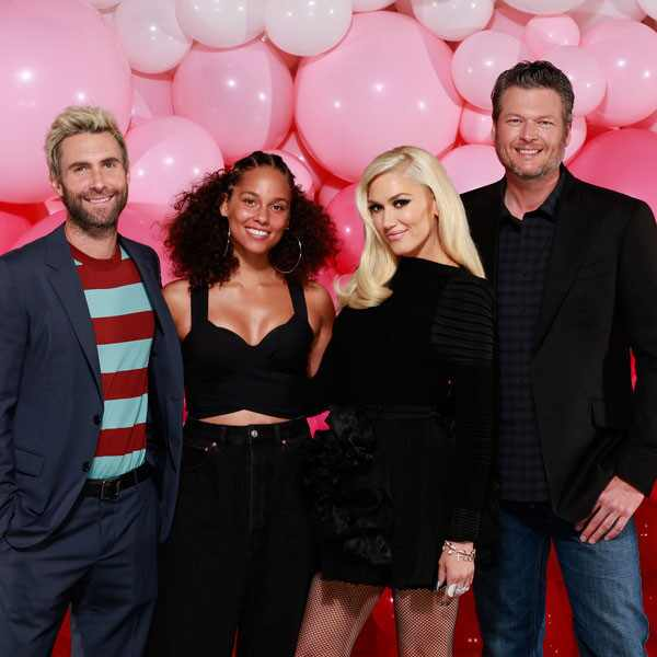 The Voice, Season 12, Adam Levine, Alicia Keys, Gwen Stefani, Blake Shelton